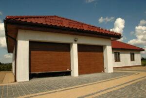 DOMGOS - Bramy garażowe